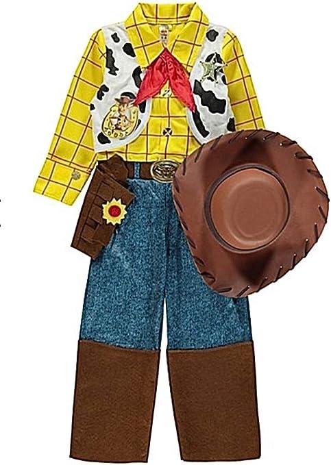 Disney Pixar Toy Story Disfraz de leña niños: Amazon.es: Productos ...