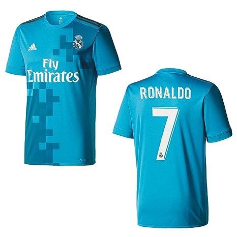 Camiseta Real Madrid para niño tercera equipación - Ronaldo 7, 152