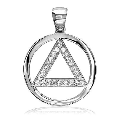 alcoholics anonymous jewelry