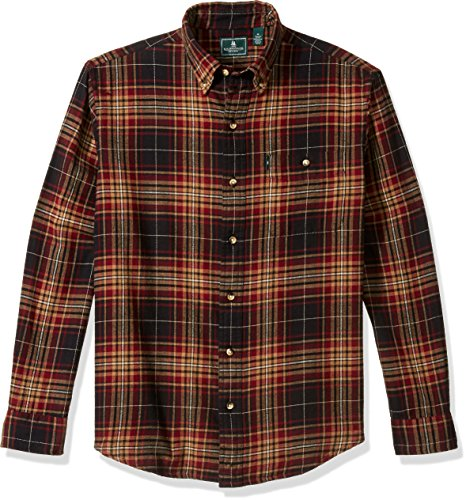 G.H. Bass & Co. Men's Fireside Flannel Long Sleeve for sale  Delivered anywhere in Canada