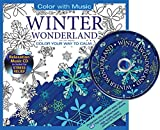 Best Book Of Christmas Crafts - Winter Wonderland Adult Coloring Book With Bonus Relaxation Review