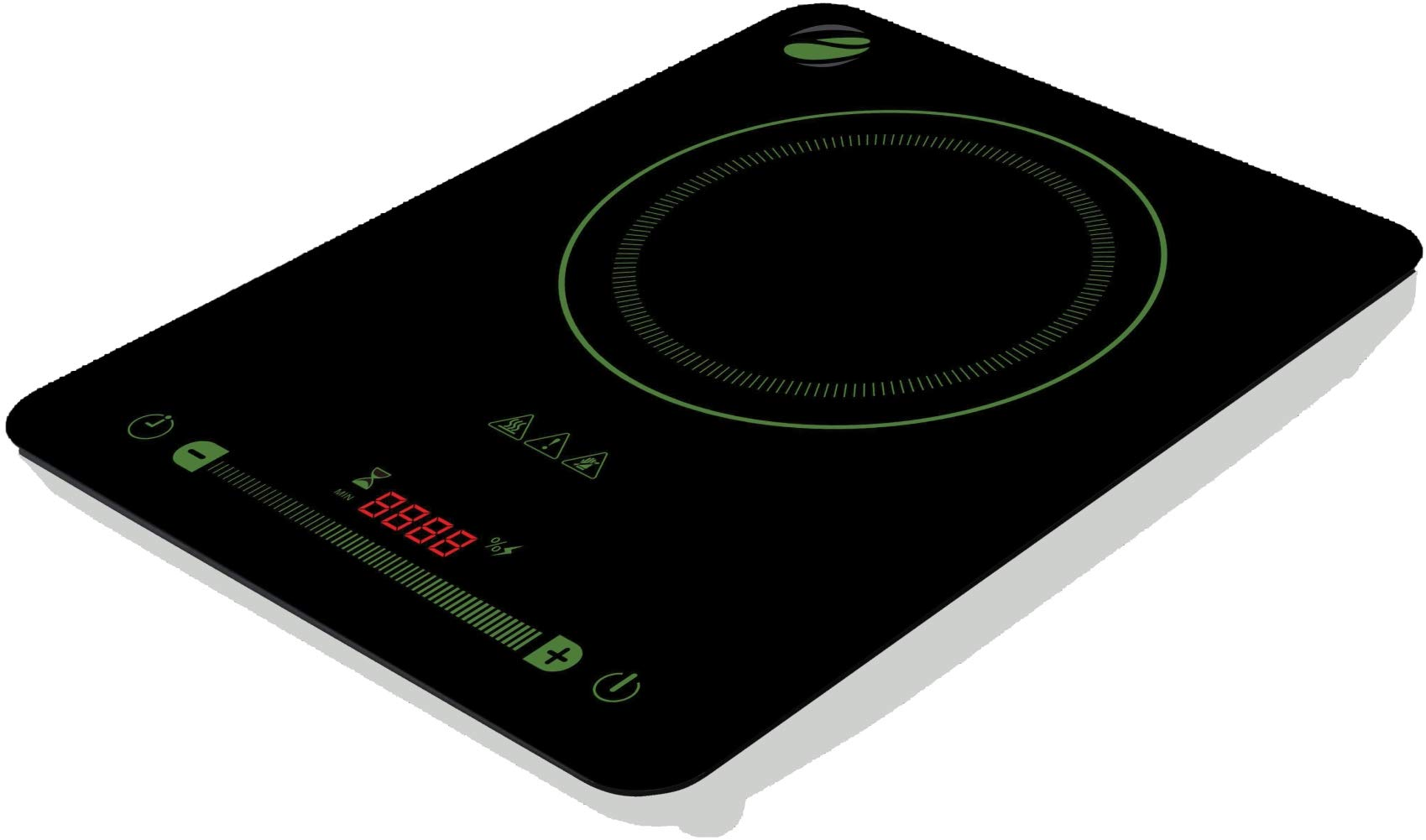 (New 2018 Model) Eco4us - Induction Cooktop with 10 Temperature Levels and Digital Touch Controls. Safe & Easy To Use