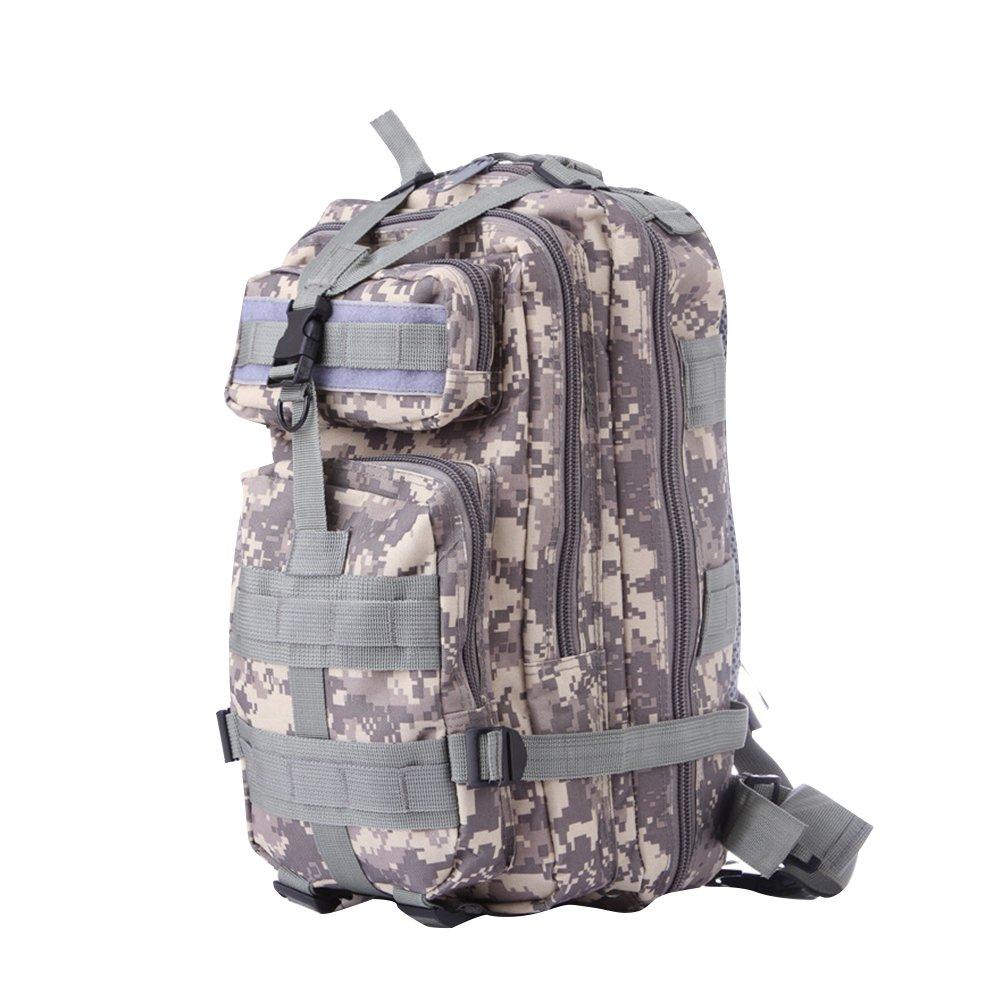 WINOMOアウトドアバックパックリュックサックキャンプハイキングバッグトレッキングパック旅行バッグ20 – 35l B07929H6W4