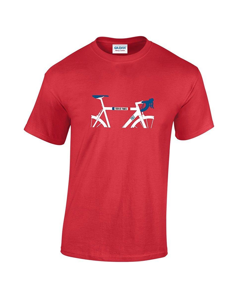 Le Tour De France Yorkshire T Shirt - BCD Tofu House 5c82d3e5a