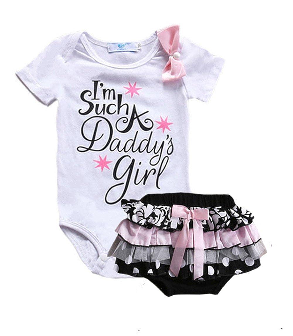 【超目玉】 ABEE SKIRT Such ベビーガールズ B07455FCGN 12 Girl - 18 Months I'm Such a Daddy's Girl B07455FCGN, 富山町:a58e0348 --- a0267596.xsph.ru