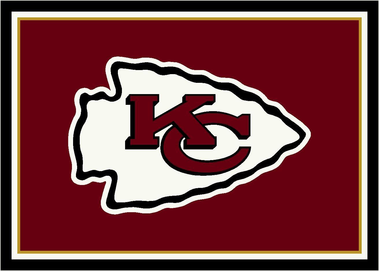 Milliken NFLチームエリアラグマット 5'4