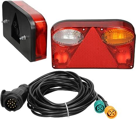 Feu ARRIERE hecklicht avec brouillard lanterne rouge Gauche Mercedes Benz
