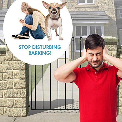Floyd Small Dog Bark Collar for Tiny Puppies to Medium Dogs (5+lbs) – Rechargeable Vibrating Anti Barking Device – Smallest and Safest on Amazon - No Shock and No Spiky Prongs by Floyd (Image #3)