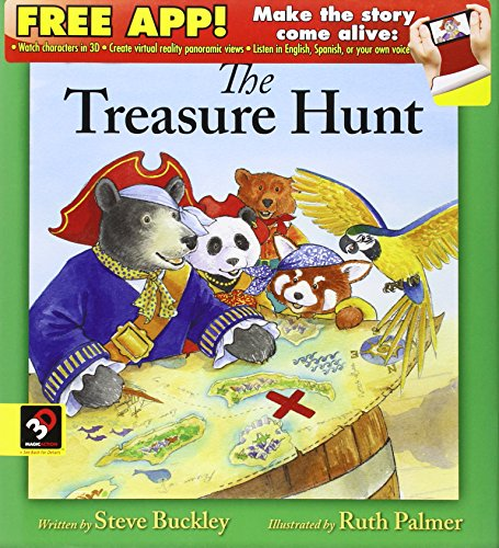 The Treasure Hunt: A Blackbear the Pirate Adventure