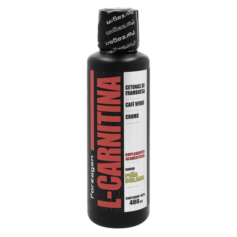 Suplemento l carnitina para que sirve