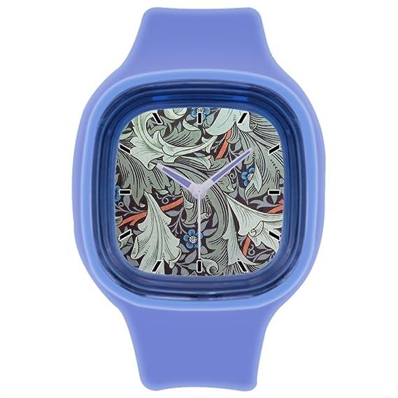 kosmore deportes Floral deporte relojes para niños baratos deporte relojes azul: Amazon.es: Relojes