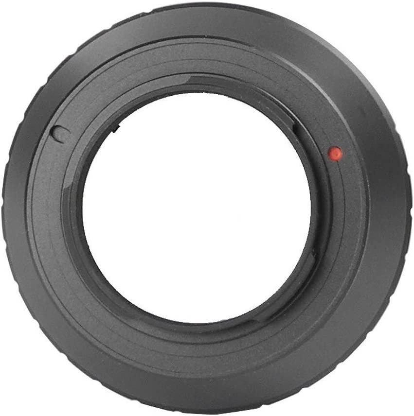 V2 MENGS OM-Nikon 1 Lens Mount Adapter Aluminum Alloy+Stainless Steel Olympus OM Mount Lens to Nikon 1 J1 V1 J3 V3 Camera J2