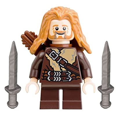 Lego Hobbit Fili the Dwarf Minifigure: Toys & Games
