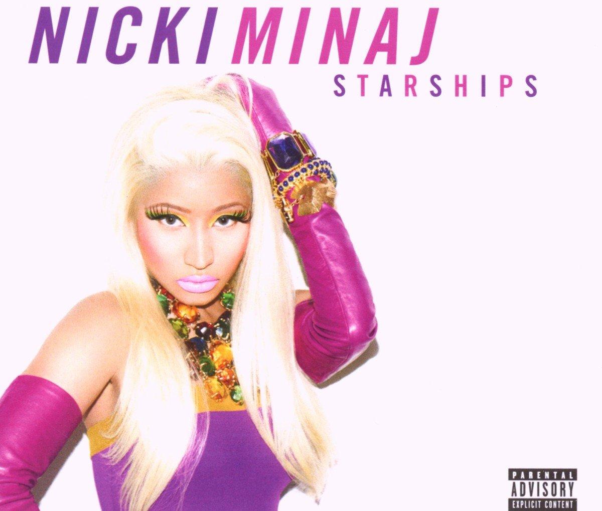 nicki minaj starships 2 tracks amazon com music