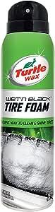 Turtle Wax Wet'n Black Tire Foam