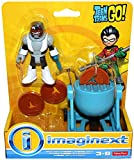 Teen Titans Go Cyborg Meat Party Imaginext Figure 2.5