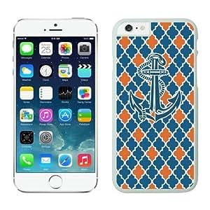 BINGO hot sale Anchor iPhone 6 plus Case white covers
