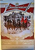 Budweiser Holiday Steins Collectible Holiday Stein Series (Year 2014)