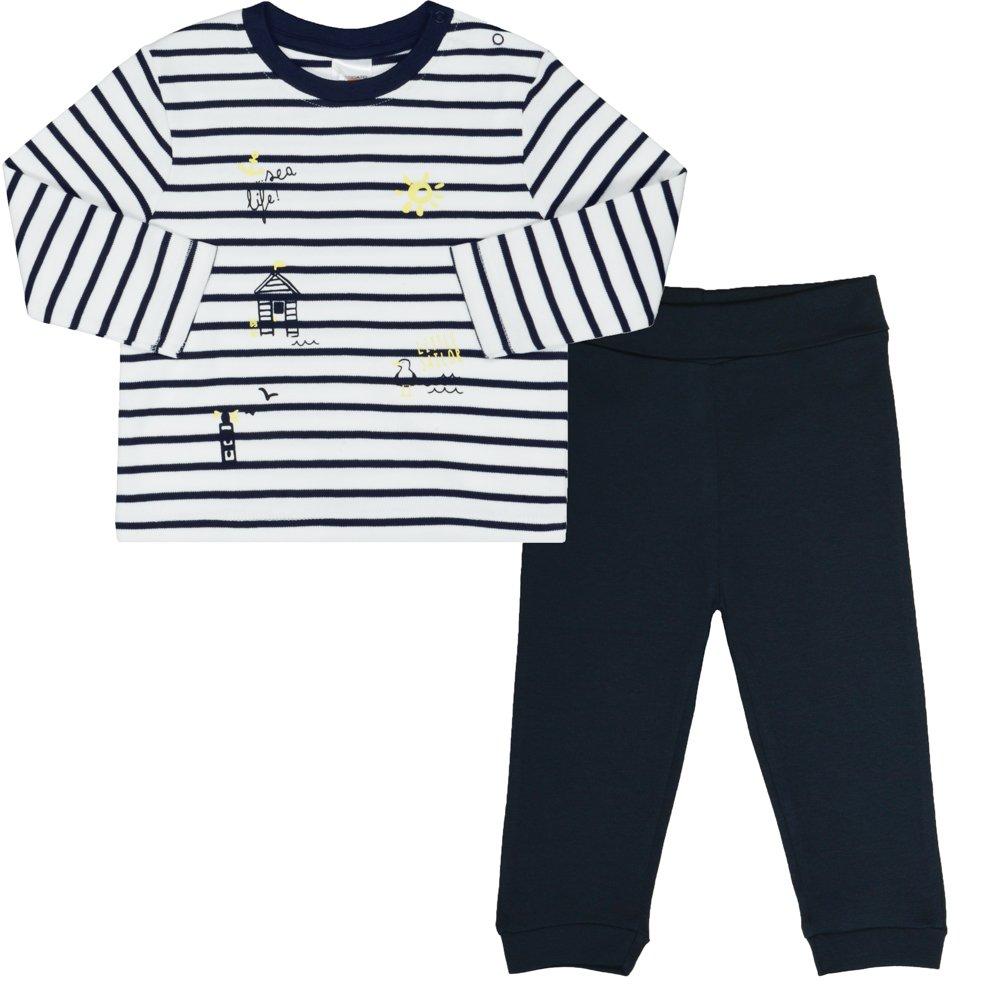 Staccato Jungen Pyjama Sea Life - White Marine (230066274) KATAG AG