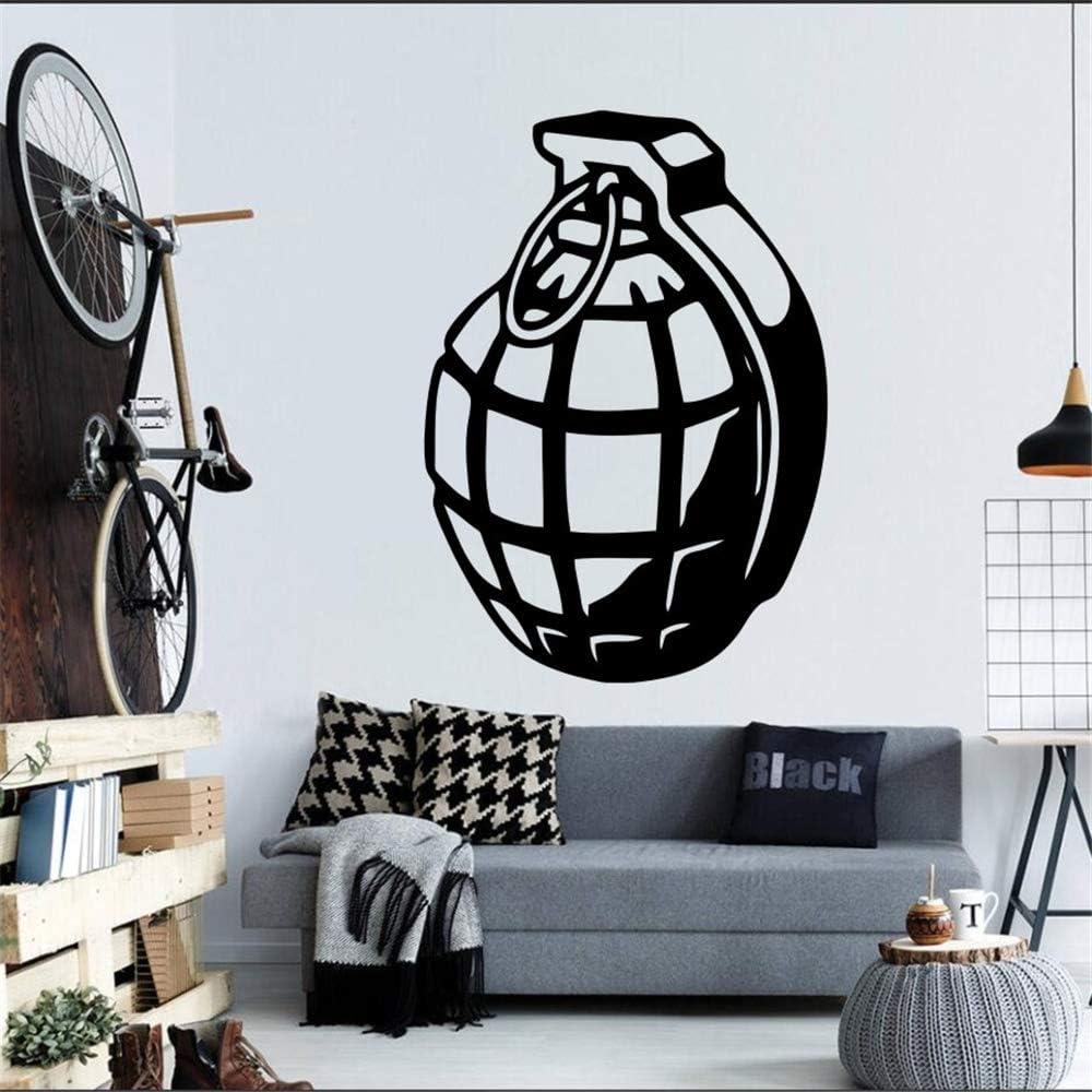 Ajcwhml Venta cabecera Vinilo vinilos Decorativos Art Deco diseño Mural emblemas 44x61cm: Amazon.es: Hogar