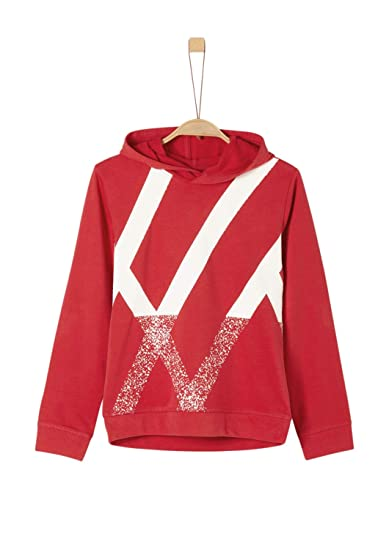 good out x hot product usa cheap sale s.Oliver Boys' Long Sleeve Hoodie Black Black: s.Oliver RED ...