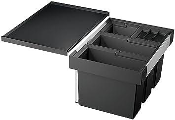 Schon Blanco Flexon II 60/4, Abfallsystem Für Die Mülltrennung In Der Küche, Mit