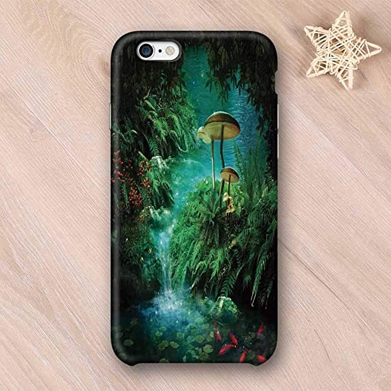 Amazon com: Fantasy Decor Compatible with iPhone Case,View
