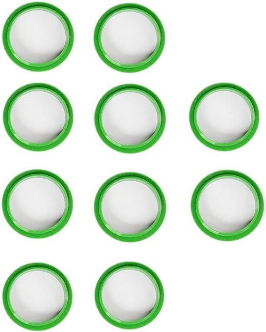 15X Silikon Dichtung Ringe für Nespresso Nachfüllbar Wiederverwendbar Kapsel