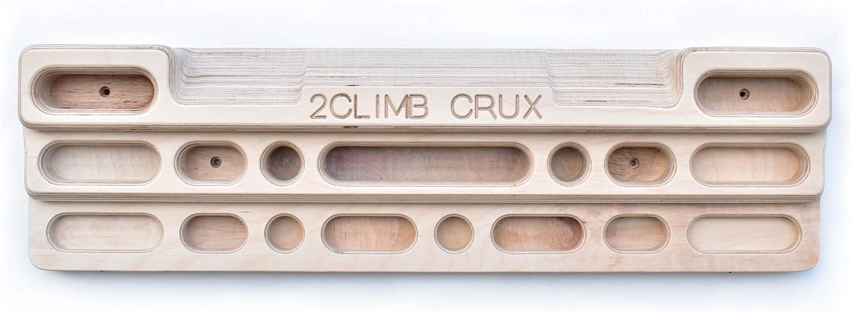 2Climb Hangboard Crux – Una tabla múltiple de escalada para entrenar la fuerza de los dedos