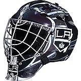 Franklin Sports GFM 1500 NHL Los Angeles Kings Goalie Face Mask