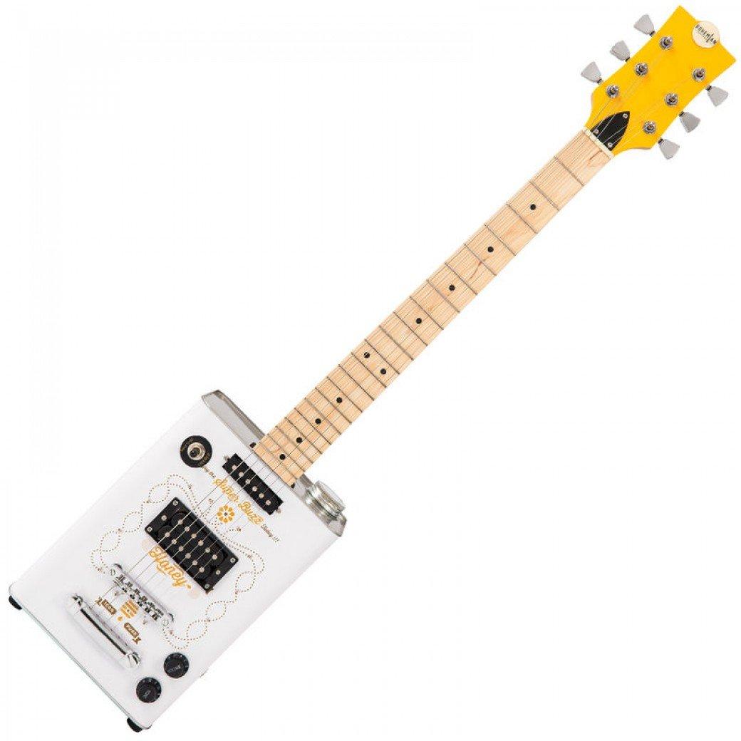 Bohemian BG15HO SCHB Guitarra de aceite de miel: Amazon.es: Instrumentos musicales