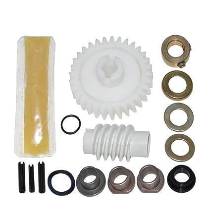 Garage Door Opener Gear Kit 41a2817 For Chamberlain Craftsman