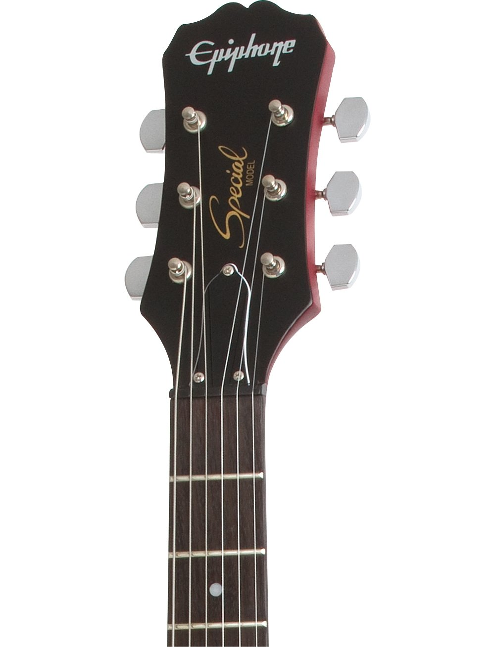 epiphone les paul special i p90 electric guitar worn cherry guitar affinity. Black Bedroom Furniture Sets. Home Design Ideas