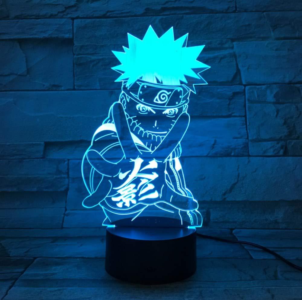 Lámpara de dragón de fuego de manga