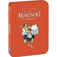 Princess Mononoke - Limited Edition Steelbook Blu-ray + DVD (Sous-titres français)
