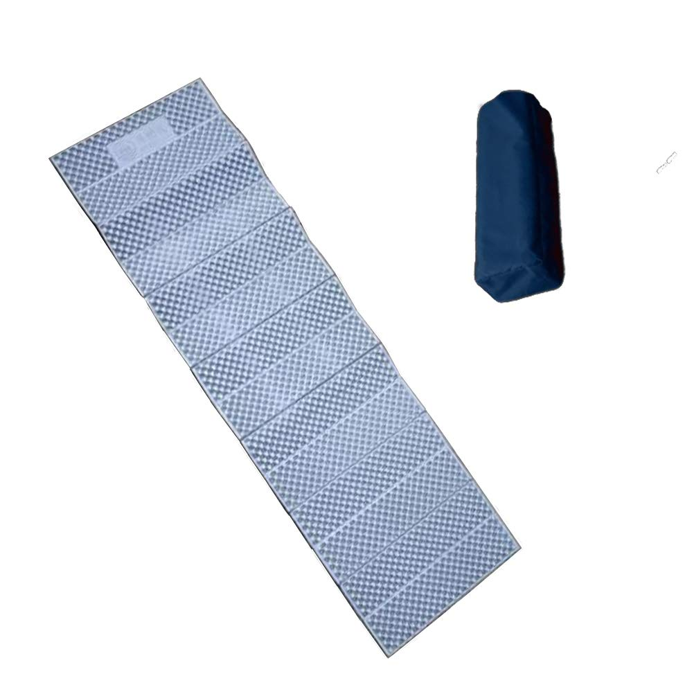 Preself Foam Sleeping Pad for Camping Backpacking Extra Thick Back & Waist Ultralight, 72.83 X 21.65 inch
