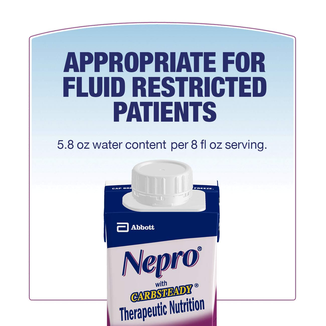 Nepro Therapeutic Nutrition Shake with 19 grams of protein, Nutrition for people on Dialysis, Mixed Berry, 8 fl ounces, (Pack of 24) by Nepro (Image #9)