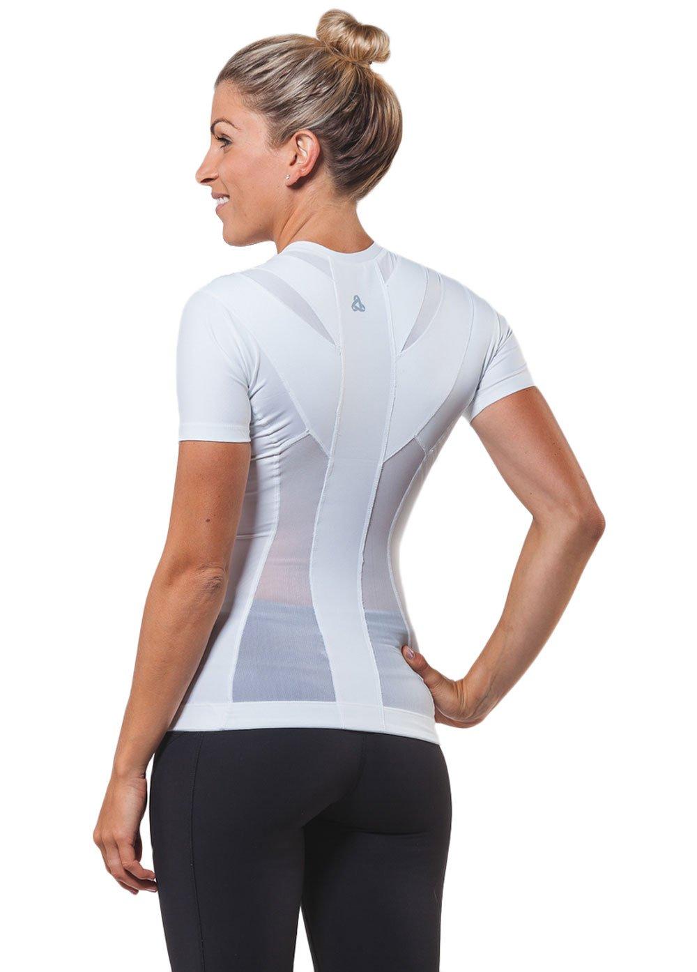 Amazon.com: AlignMed Women's Posture Shirt® 2.0 (Large