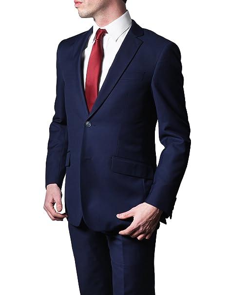 Amazon.com: Giorgio Fiorelli para hombre g79609 2 botón ...