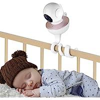 Baby Monitor Mount for Motorola Baby Monitor, Arlo Baby Monitor Wall Mount and Most Universal Monitors Camera
