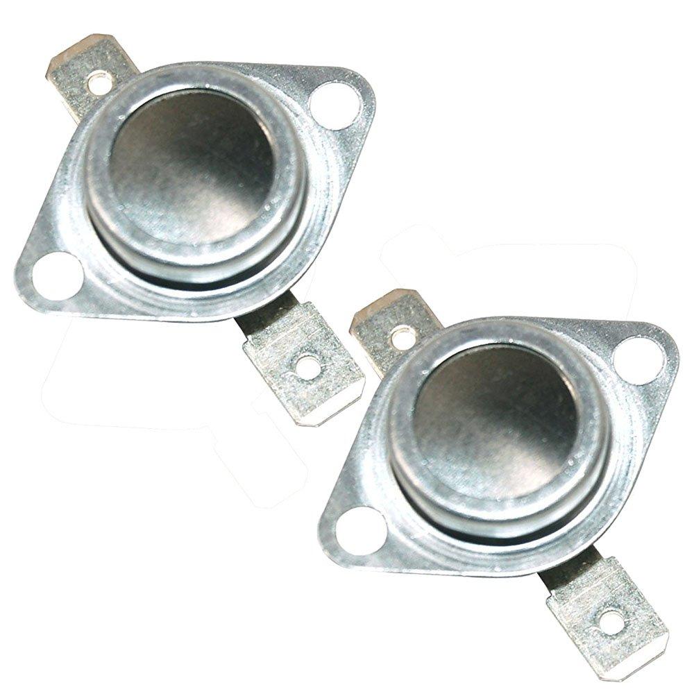 Spares2go, termostato per asciugatrice Indesit (colpo singolo + ciclico)