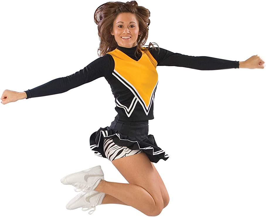 Pizzazz Performance Wear US30 Youth Pleated Uniform Skirt