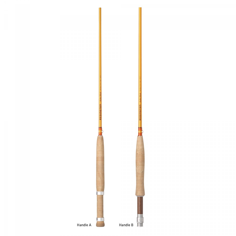 Redington Butter Stick Slow Action Fly Rod W//Tube 3PC