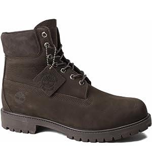 Timberland Men s 6 Inch Premium Waterproof Boots  Amazon.co.uk ... 69d9ea4749d0