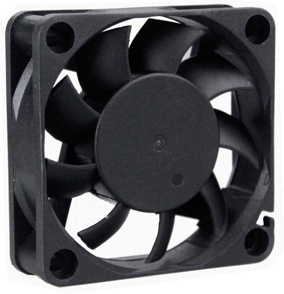 GDSTIME 4500RPM 60mm x 15mm 12V High Speed DC Brushless Cooling Fan