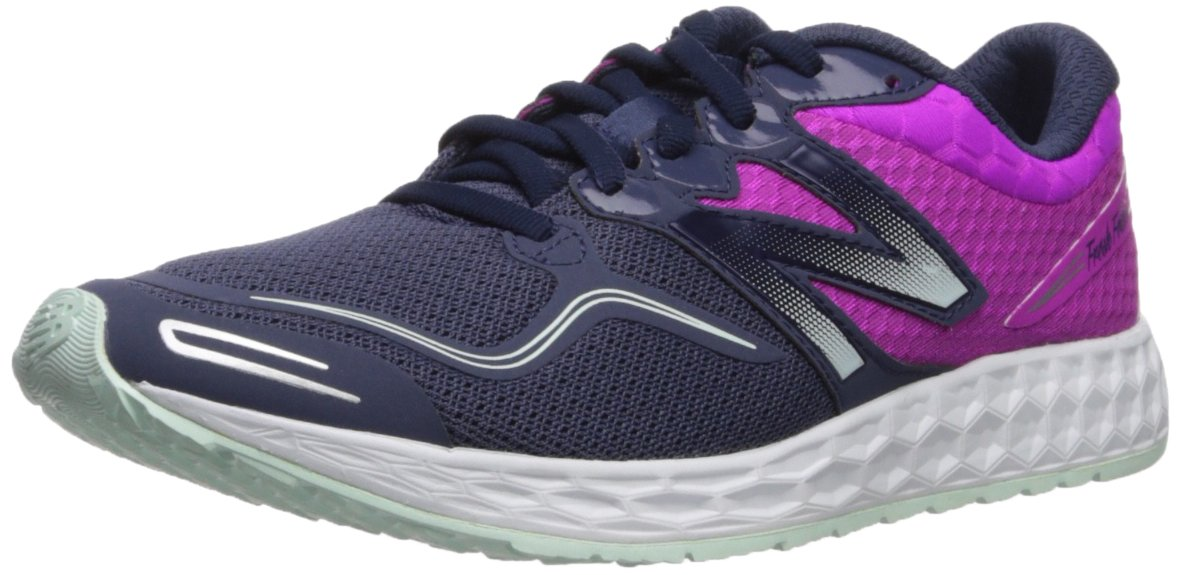 New Balance Women's Veniz V1 Running Shoe B01MXTU7WG 9 D US|Poisonberry/Dark Cyclone