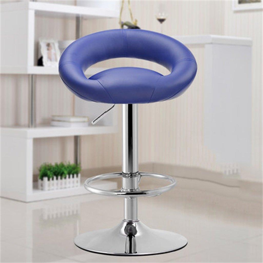 Nimm einen Stuhl Barhocker Barhocker Rezeption Kassierer Hochhocker Mode Einfachen europäischen Stil Swivel Barhocker (Farbe   B6) B0781DG8BL | Ausgezeichneter Wert