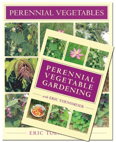 Perennial Vegetables & Perennial Vegetable Gardening with Eric Toensmeier (Book & DVD Bundle) by Ingramcontent