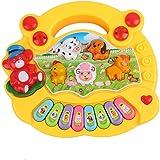 Lalang Jouet Musical Piano pour Bébé (Janue)