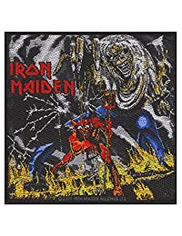 Iron Maiden Number Of The Beast Black Patch